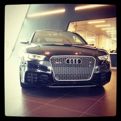 Photo taken at Audi San Diego by Sean D. on 6/7/2013