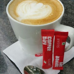 Photo taken at Cafe Coffee Day by Rigved S. on 7/19/2015