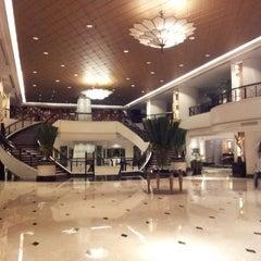 Photo taken at Plaza Athénée Bangkok, A Royal Méridien Hotel by ED on 11/26/2012