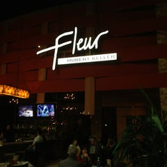Photo taken at Fleur by Hubert Keller by Harvey C. on 2/3/2013