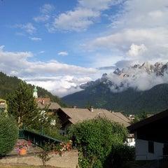 "Photo taken at Toblach / Dobbiaco by Karl-Heinz ""Blogtrainer"" W. on 6/25/2014"