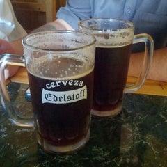 Photo taken at Glück Resto-Bar by Cesar N. on 12/16/2014