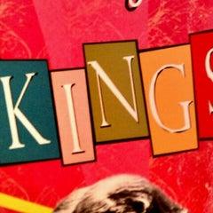 Photo taken at Kings by Jason B. on 12/8/2012