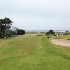 Photo taken at Pacific Grove Golf Links by Randy M. on 4/27/2014