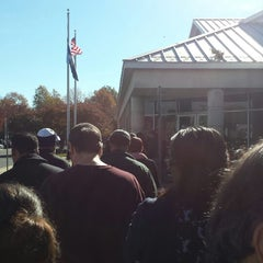 Photo taken at Virginia Department of Motor Vehicles by Gina L. on 11/9/2013