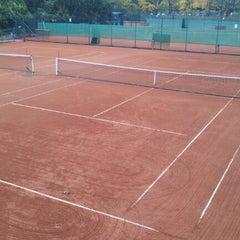 Photo taken at Alexx Tennis am Tivoli by Thomas R. on 10/24/2012