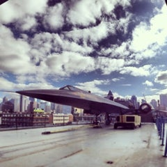 Photo taken at Intrepid Sea, Air & Space Museum by Paul C. on 3/2/2013