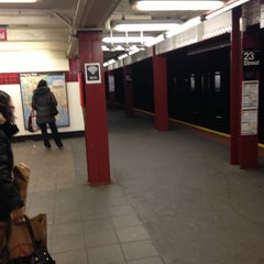 Photo taken at Subway by Alexander S. on 3/4/2013