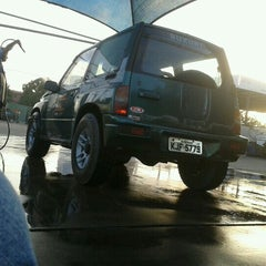 Photo taken at Posto Texaco by Matheus M. on 9/27/2012