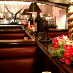 Photo taken at The Capital Grille by Peter B. on 11/27/2012