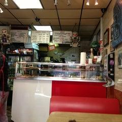 Photo taken at Vinnie's Pizzeria by Alex S. on 1/7/2013