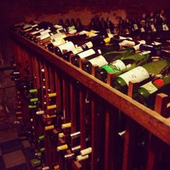 Photo taken at Bacchanal Wine by Liz D. on 11/27/2012