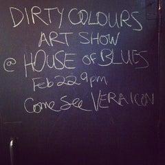 Photo taken at Velvet Melvin Pub by Vera I. on 2/13/2013
