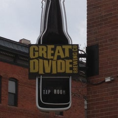 Photo taken at Great Divide Brewery by Chris A R. on 4/11/2013