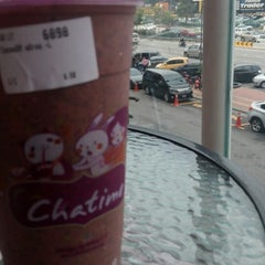 Photo taken at Chatime by Mimie S. on 7/31/2015