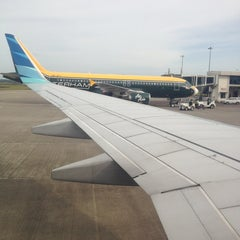 Photo taken at Minangkabau International Airport (PDG) by Ronny N. on 2/23/2013