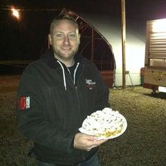 Photo taken at Night of Terror (at Creamy Acres Farm) by Brett B. on 11/3/2012
