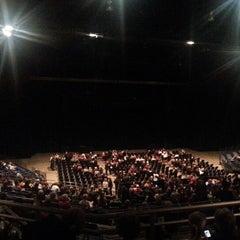 Photo taken at Horncastle Arena by Sambhav on 11/15/2012