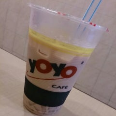 Photo taken at Yoyo Cafe by Sebastian on 11/3/2013