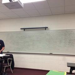 Photo taken at Drury University by Jennifer H. on 10/30/2012