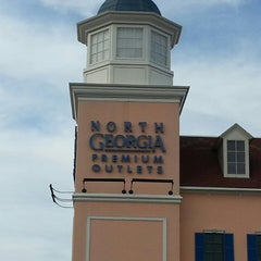 Photo taken at North Georgia Premium Outlets by Holly B. on 1/5/2013
