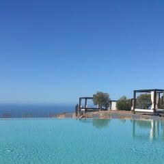 Photo taken at Sheraton Salobre Golf Resort & Spa by Lala V. on 6/15/2013
