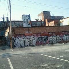Photo taken at Graffiti Warehouse by Lisa M. on 9/22/2012