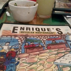 Photo taken at Enrique's Mexican Restaurant by Marek M. on 9/25/2014