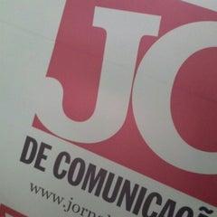 Photo taken at Jornal Cidade de Rio Claro by Neto F. on 4/25/2013