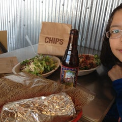 Photo taken at Chipotle Mexican Grill by Daniel T. on 5/3/2013