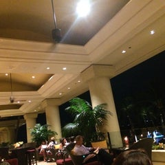 Photo taken at The Lobby Lounge by Mide M. on 7/12/2014