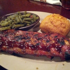 Photo taken at Sonny's BBQ by Miheret T. on 10/24/2012