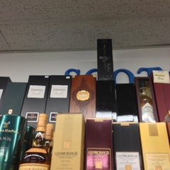 Photo taken at Blue Max Liquors by Brent M. on 10/13/2012