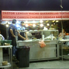 Photo taken at Taqueria Arandas by David C. on 10/14/2012