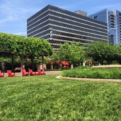 Photo taken at Crystal City by Jessica R. on 6/8/2015