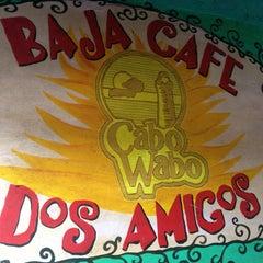 Photo taken at Baja Cafe by Jenny W. on 6/1/2013