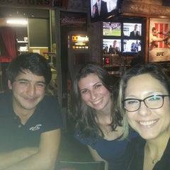 Photo taken at G Sports Bar & Grill by Nádia L. on 10/16/2013