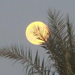 Photo taken at جامع أبي بكر الصديق by mohammed l. on 9/19/2013