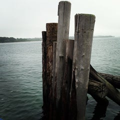 Photo taken at Shelter Island South Ferry - Shelter Island Terminal by jon p. on 7/13/2013