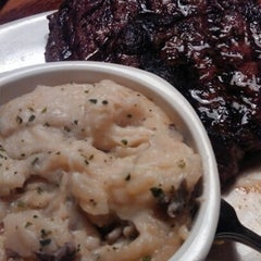 Photo taken at Outback Steakhouse by Crystal K. on 12/3/2012