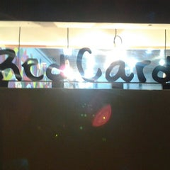 Photo taken at Red Card Cafe by Suhara R. on 12/25/2012