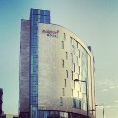 Photo taken at Clayton Hotel by Gbenga M. on 9/29/2013