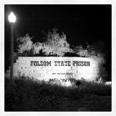 Photo taken at Folsom State Prison (FSP) by Mike B. on 10/19/2013