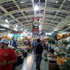 Photo taken at Mercado Municipal de Curitiba by Thiago U. on 11/10/2012