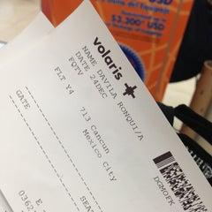Photo taken at Volaris by Aura C. on 12/24/2012