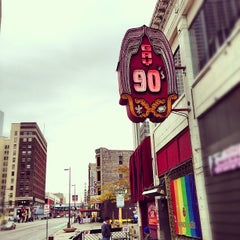 Photo taken at The Gay 90's by Kevin N. on 10/29/2012