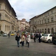 Photo taken at Piazza Giacomo Matteotti by Stefano C. on 4/20/2013