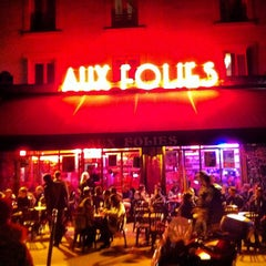 Photo taken at Aux Folies by Thomas R. on 11/24/2012