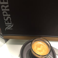 Photo taken at Nespresso Boutique by Jose T. on 9/25/2015