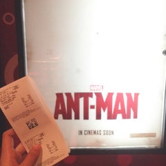 Photo taken at IMAX Theatre by Coline d. on 7/17/2015